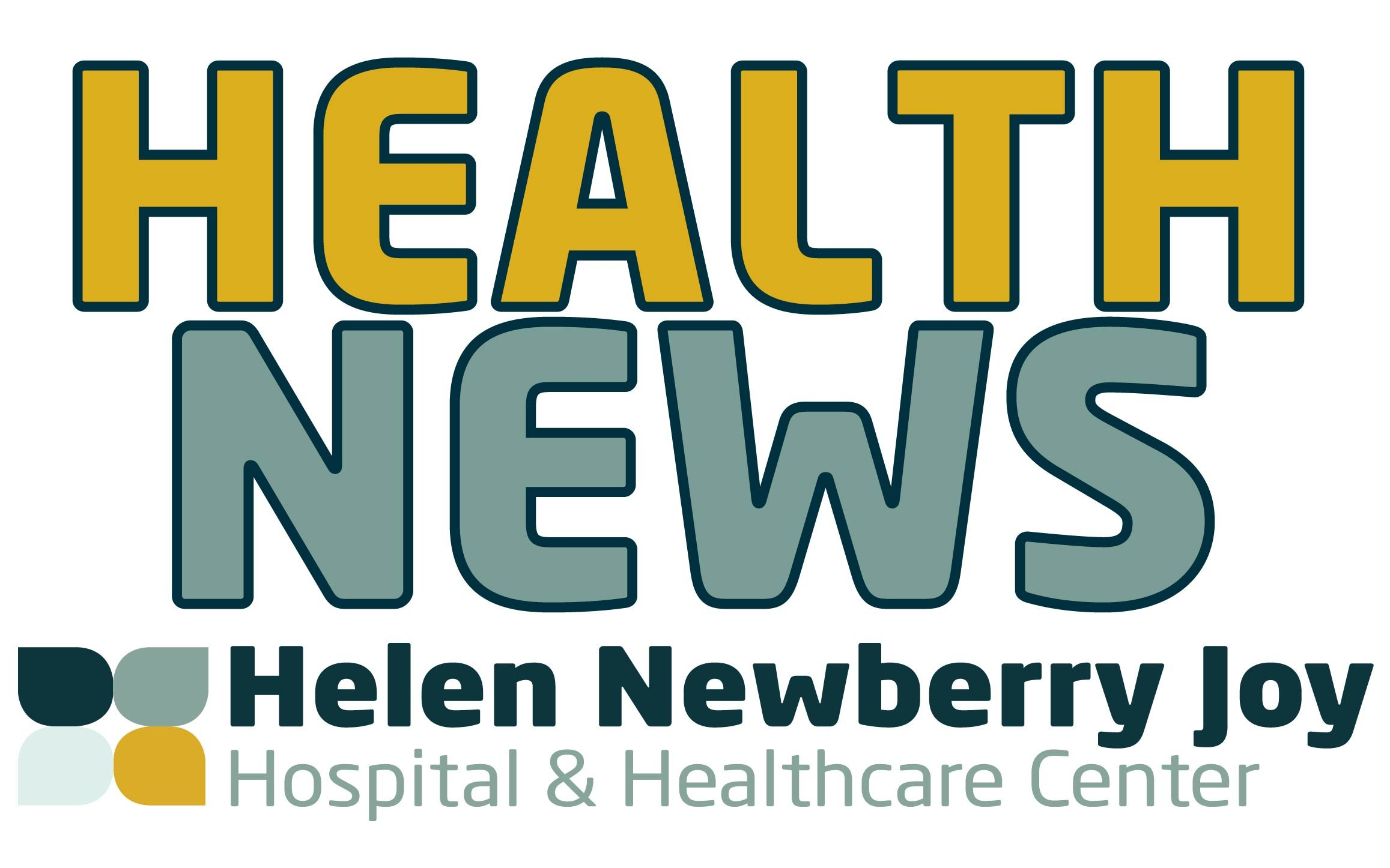 helen newberry joy hospital health news logo