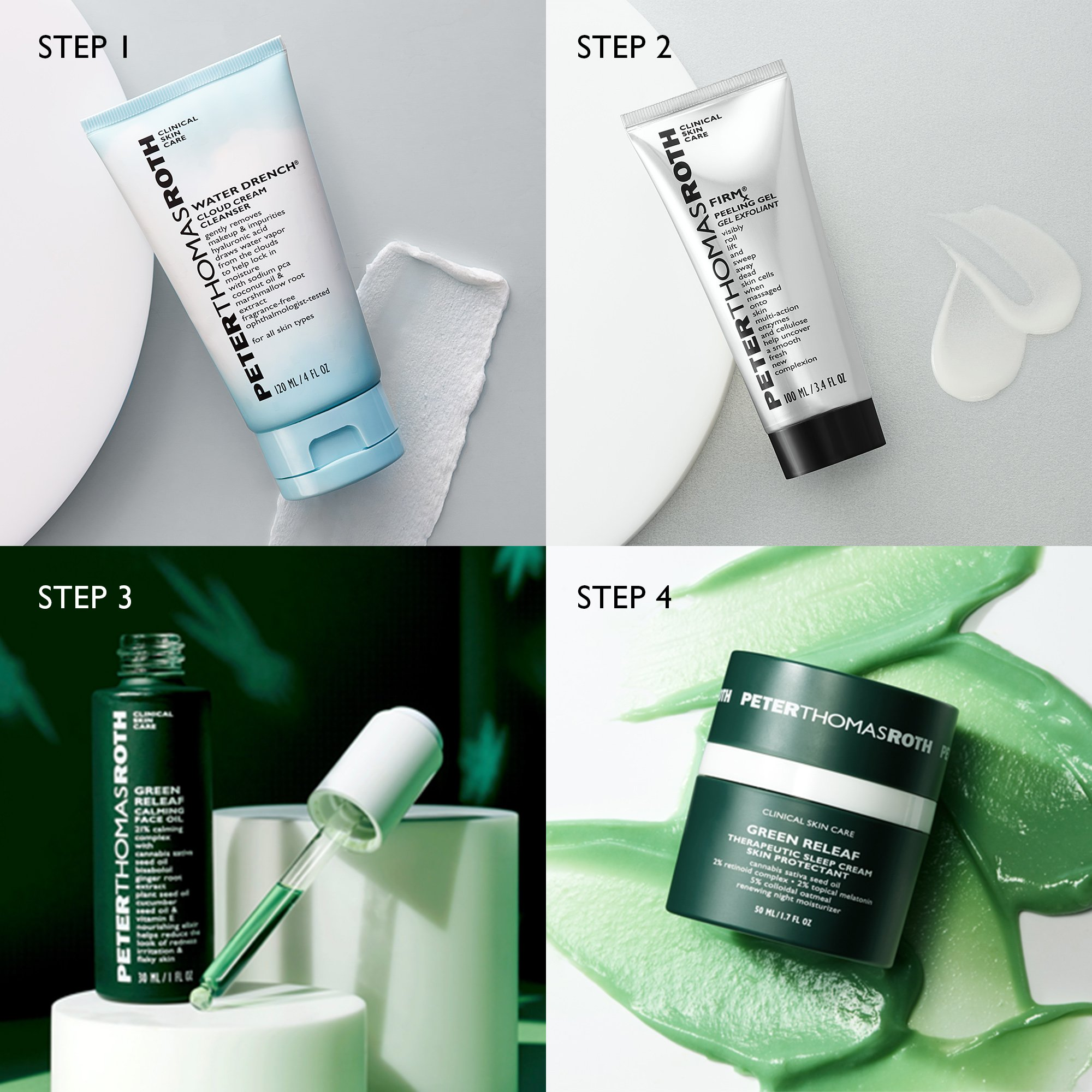 Facial for Dry Skin - Peter Thomas Roth Clinical Skin Care