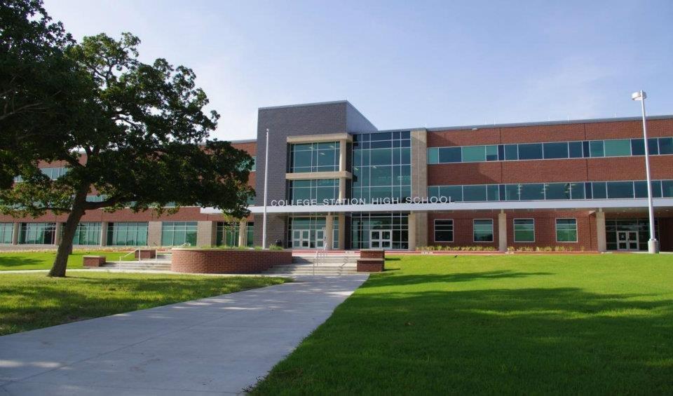 德克�_斯州大�W城的大�W城高中