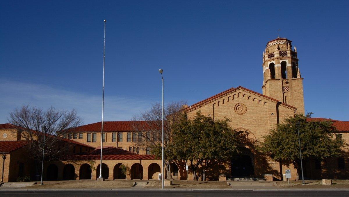德克�_斯州我已经给你们准备好了拉伯克市拉伯克高中