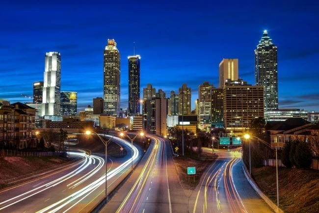 Top Cities for Real Estate in Georgia
