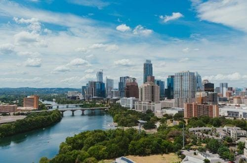 View of Austin