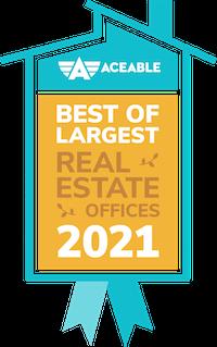 Aceable Best Largest Real Estate Offices 2021