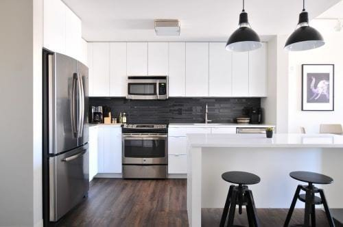 A Kitchen - Paying attention to the details