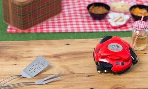 Grillbot improving home maintenance