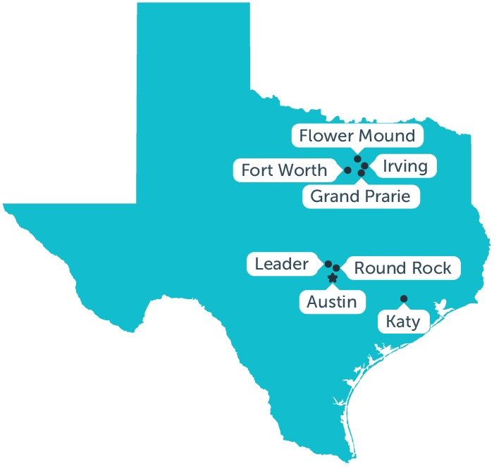 Aceables fastest growing real estate markets in texas