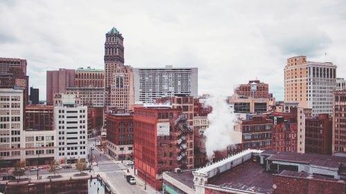 downtown michigan