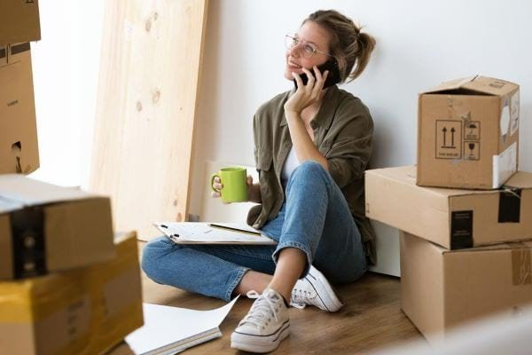 Real Estate Transfer License phone Call and Checklist.