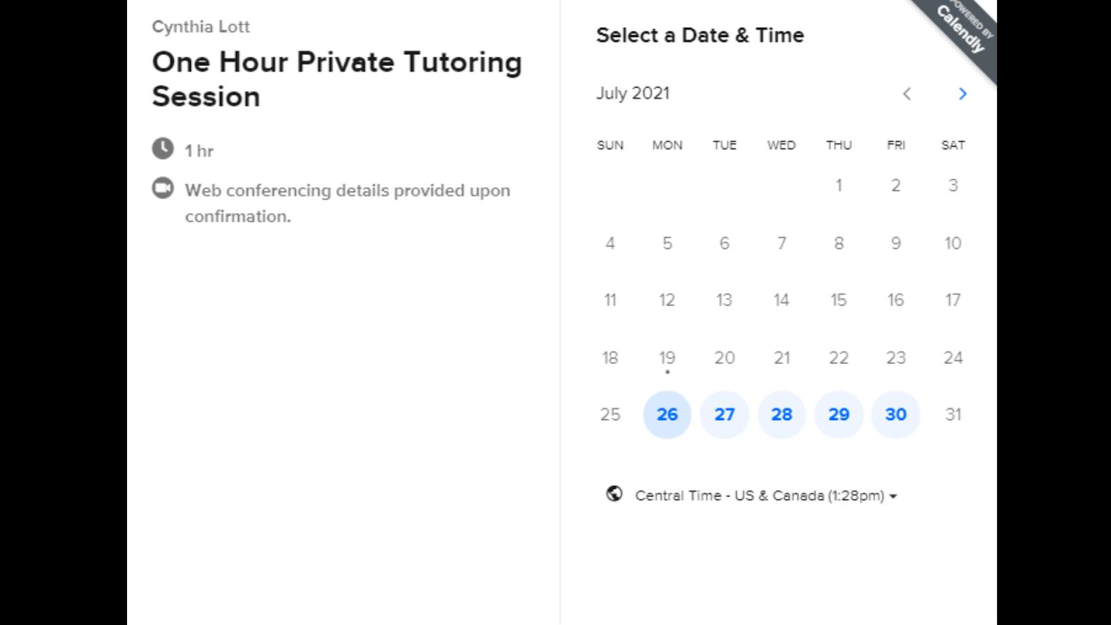 tutoring credit on prepagent