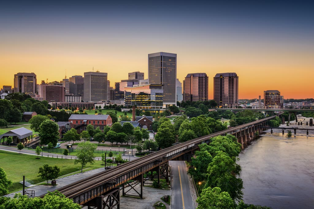 Fastest Growing City in Virginia for Real Estate