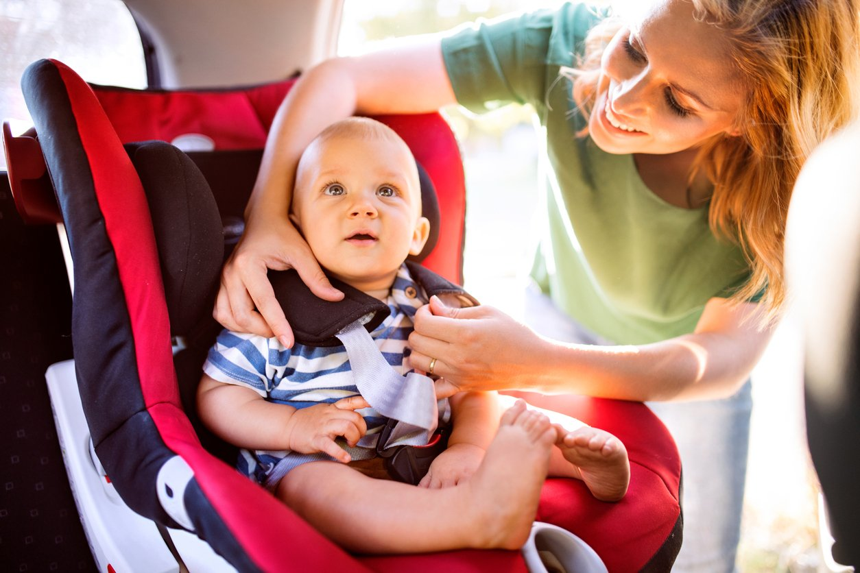 Car seats guidelines