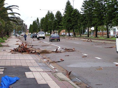 safe driving road debris