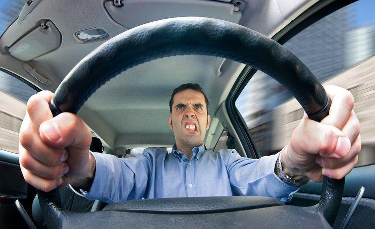 7 Shocking Road Rage Statistics
