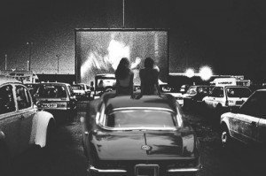 Valentine's Day ideas: drive-in movies