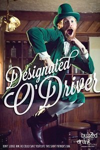 No drinking and driving on St. Patrick's Day