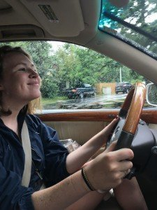 Grace Keller Drivers Ed diary: passing the Maryland road test