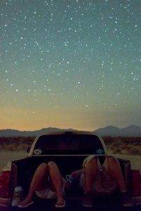 Valentine's Day ideas: stargazing