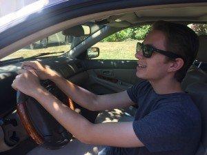 Teen blogger Jett Roberts
