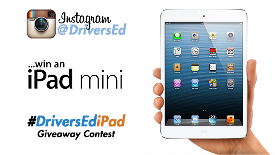 DriversEd.com iPad Giveaway Contest