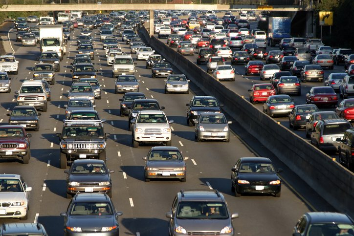 Independence Day Driving Forecast: Crowded and Risky