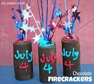 July 4th Firecracker Treats