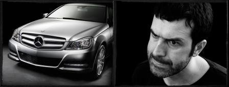 Nikolic's modern art and cars project