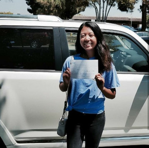 DriversEd.com Contributing Writer Alexis David has kept an ongoing diary for us as she takes our California online drivers ed course.