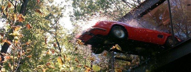 Ferris Bueller: Bad Driver on Film