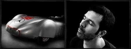 car imitations in modern art and cars project