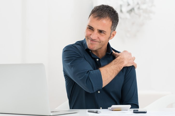 What is a labral tear of the shoulder