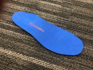 Custom Orthotics can help some people with shin splints.  They can help to decrease the load on the tibia.