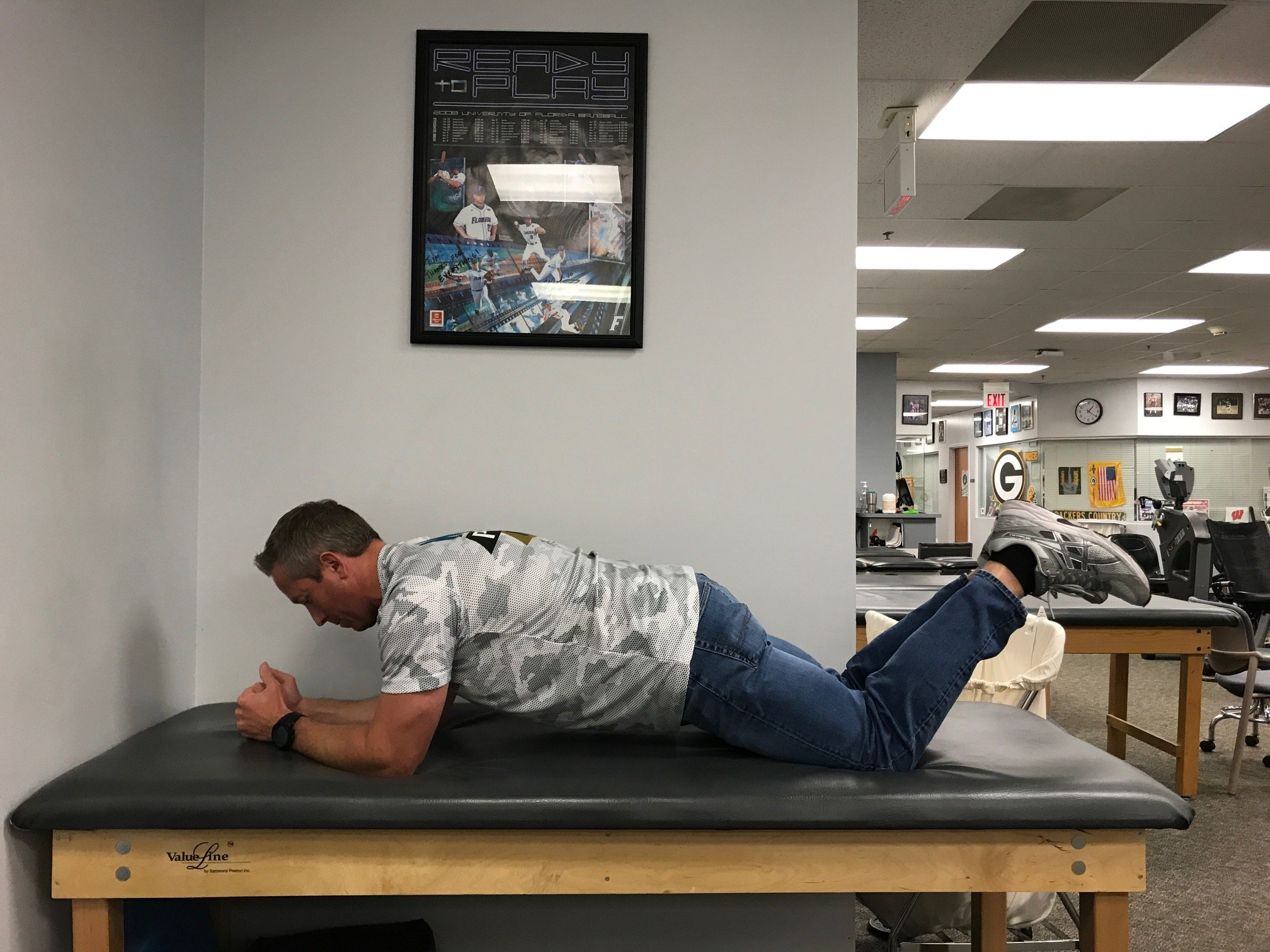 Example of Modified Plank
