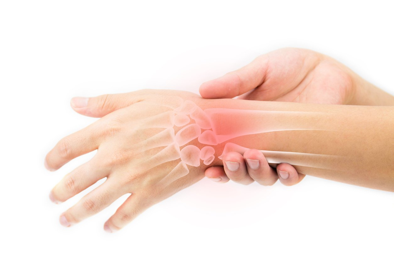 JOI has the answer to your wrist pain.