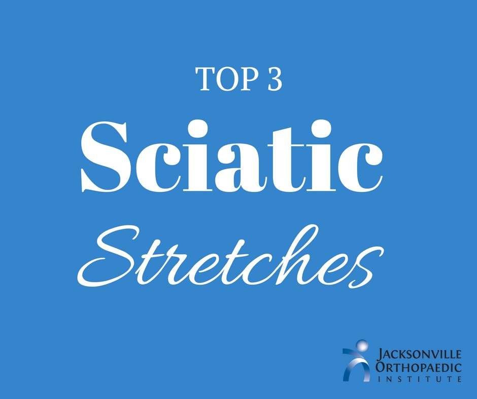 3 Sciatica Nerve Stretches Exercises