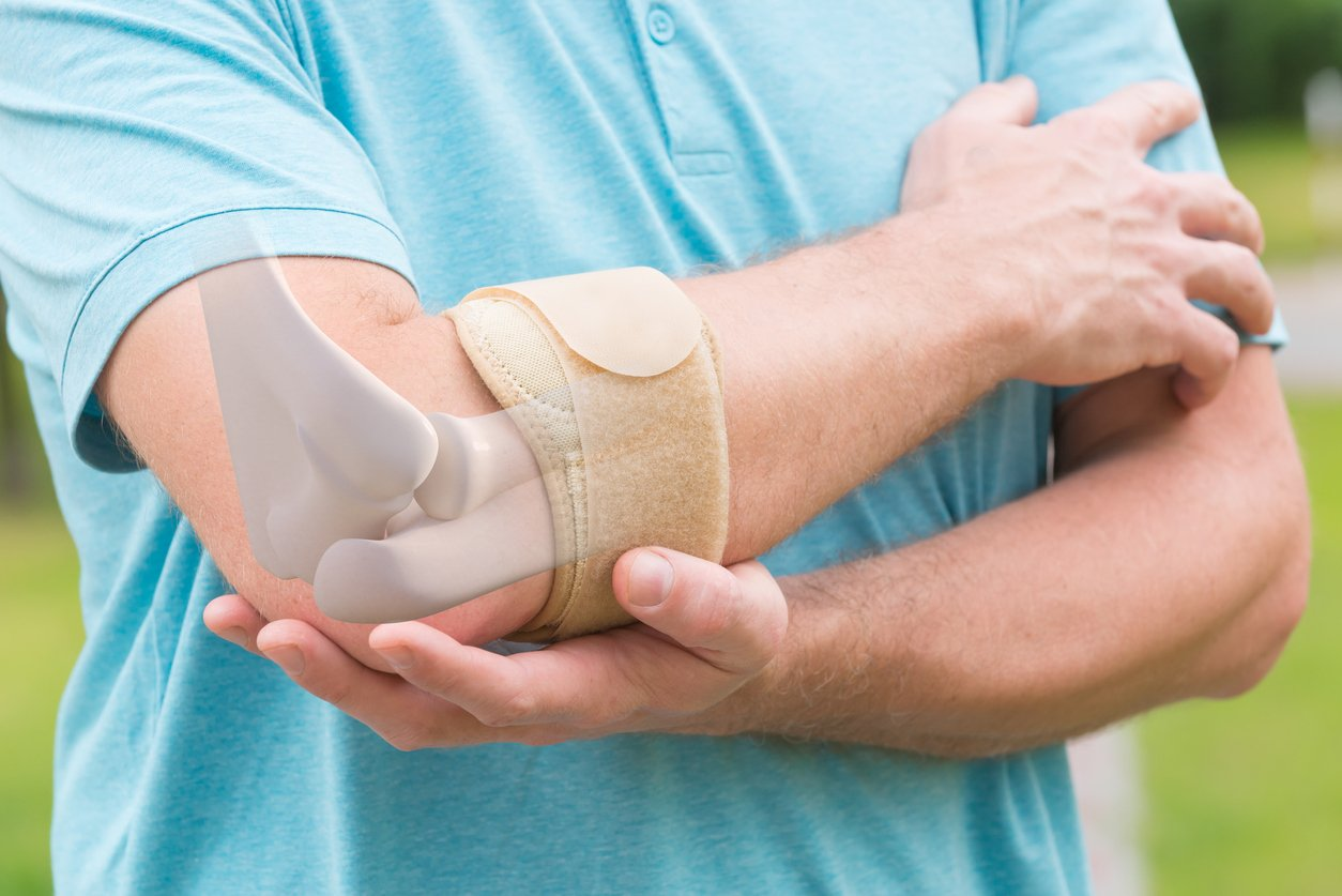 A tendonitis elbow brace is one of the 6 effective treatments for elbow pain of elbow tendonitis. Exercises for shoulders can help prevent shoulder issues when recovering form elbow tendonitis.
