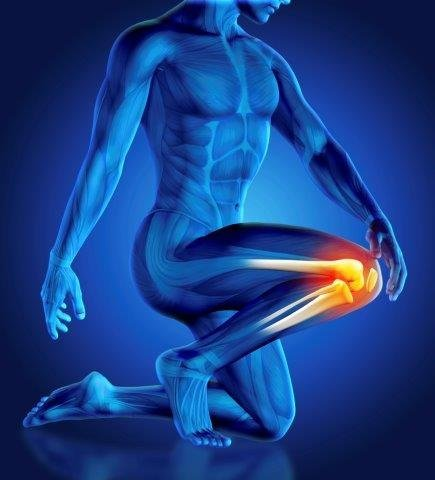 Knee pain can be treated by orthopedic surgeons and physical therapy.