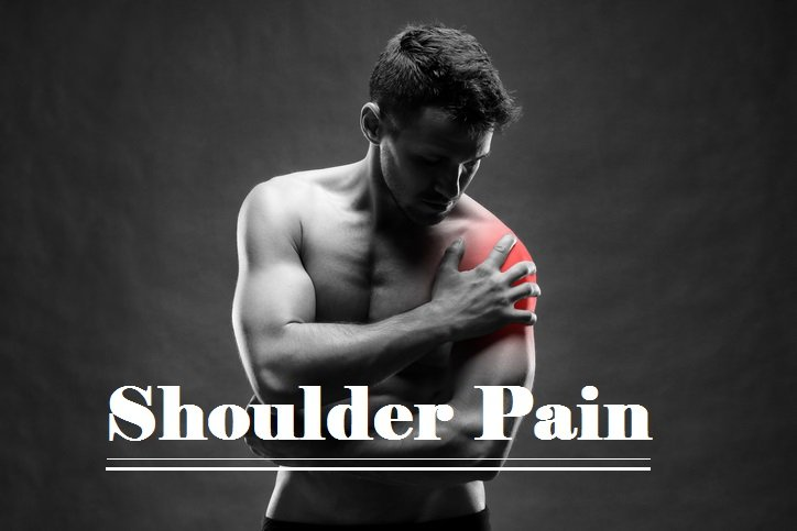 How to get rid of shoulder pain. JOI explains.