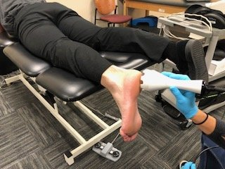 Laser Treatment for ball of the foot pain