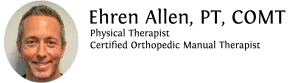 Ehren Allen is a medical content writer and physical therapist for JOI