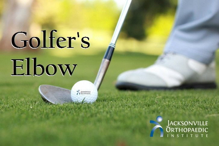 Tennis or Golfers Elbow tendonitis is felt on the elbow tendon
