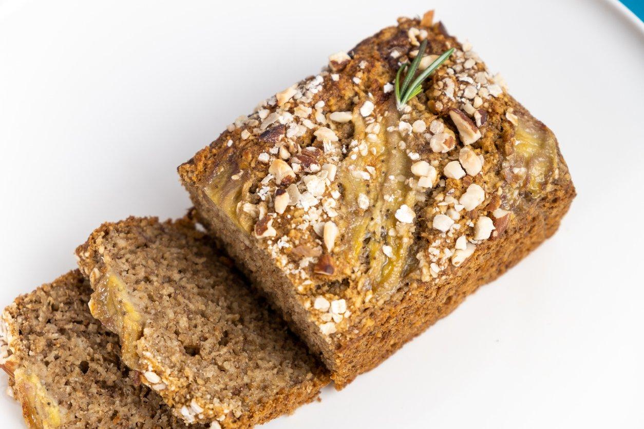 Bread with Almond Flour