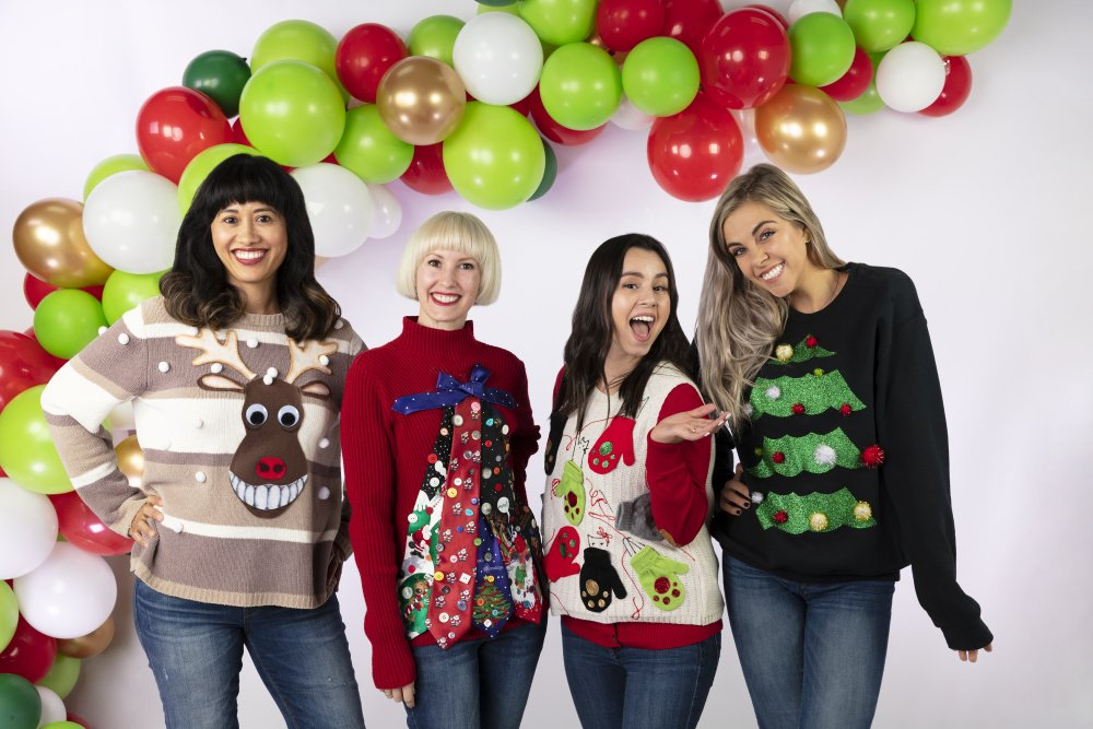 featured image of Easy Ugly Sweater DIYs article