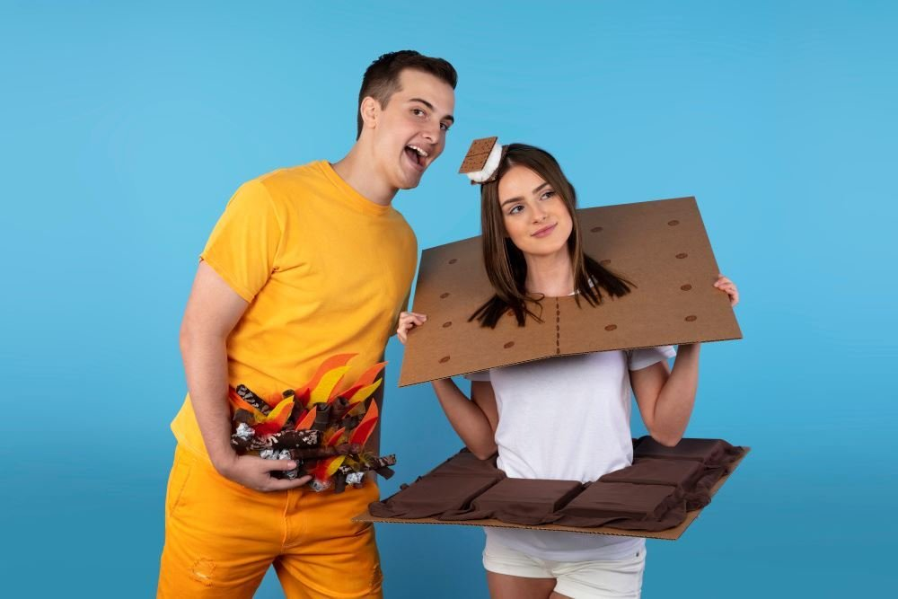 Easy Diy Couples Costumes