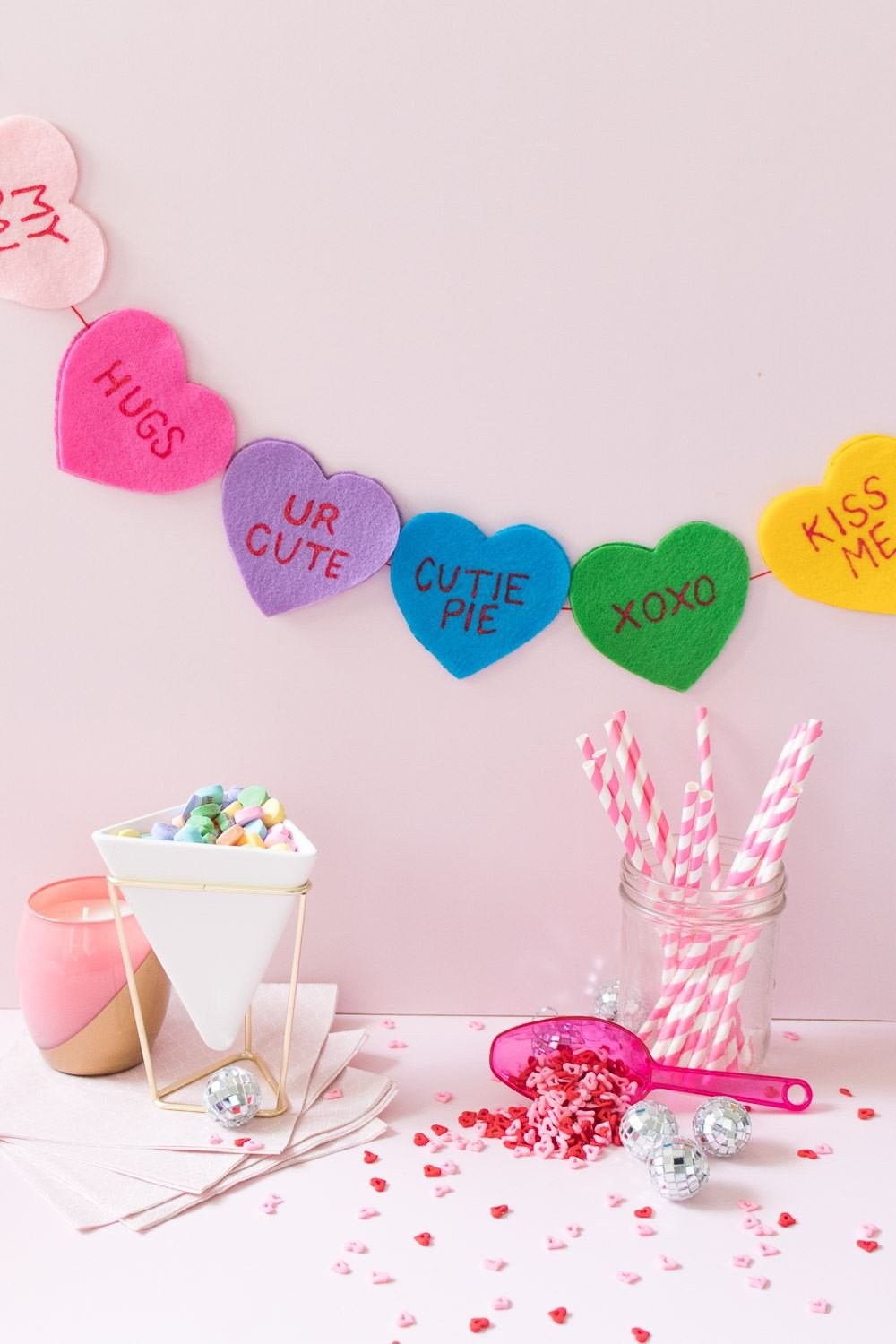 featured image of 4 Easy DIY Valentine's Day Crafts To Make from the Heart article