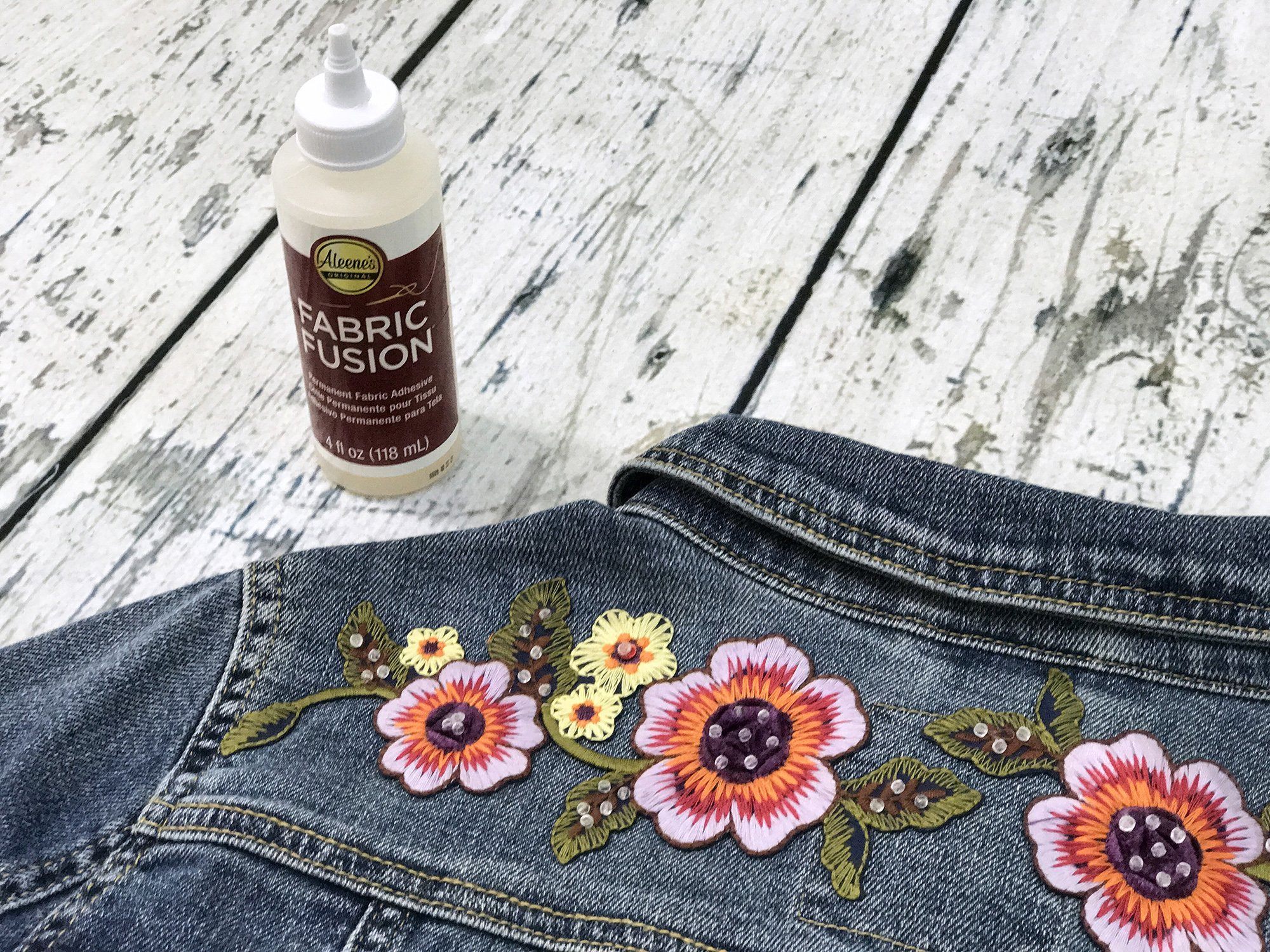 featured image of How To Add Patches to Your Denim Jacket article