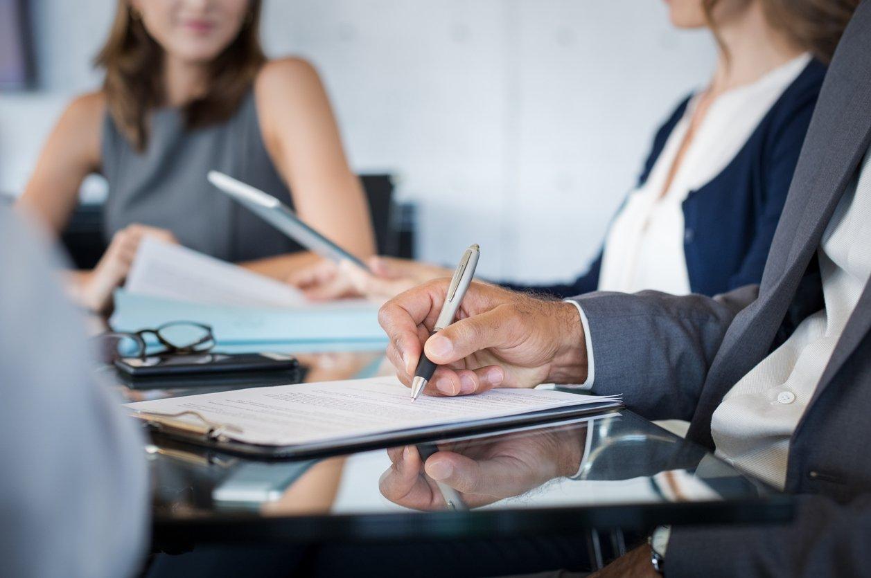 international meetings and court reporting agencies