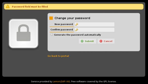 weak password recovery validation