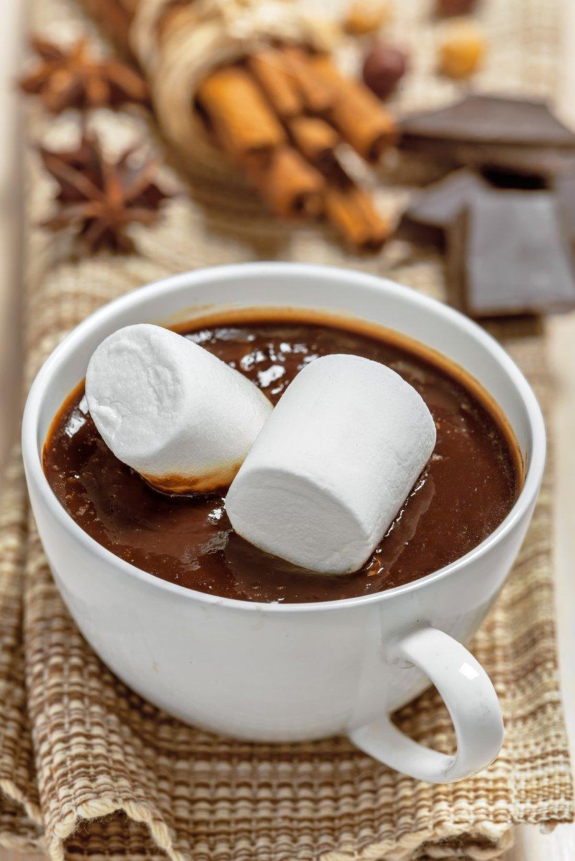Hot cocoa vs. hot chocolate? Chocolate history