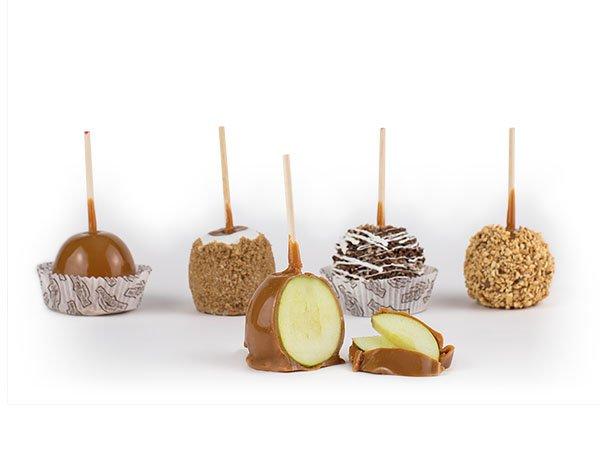 Caramel apple history - Where did the caramel apple originate? We know!