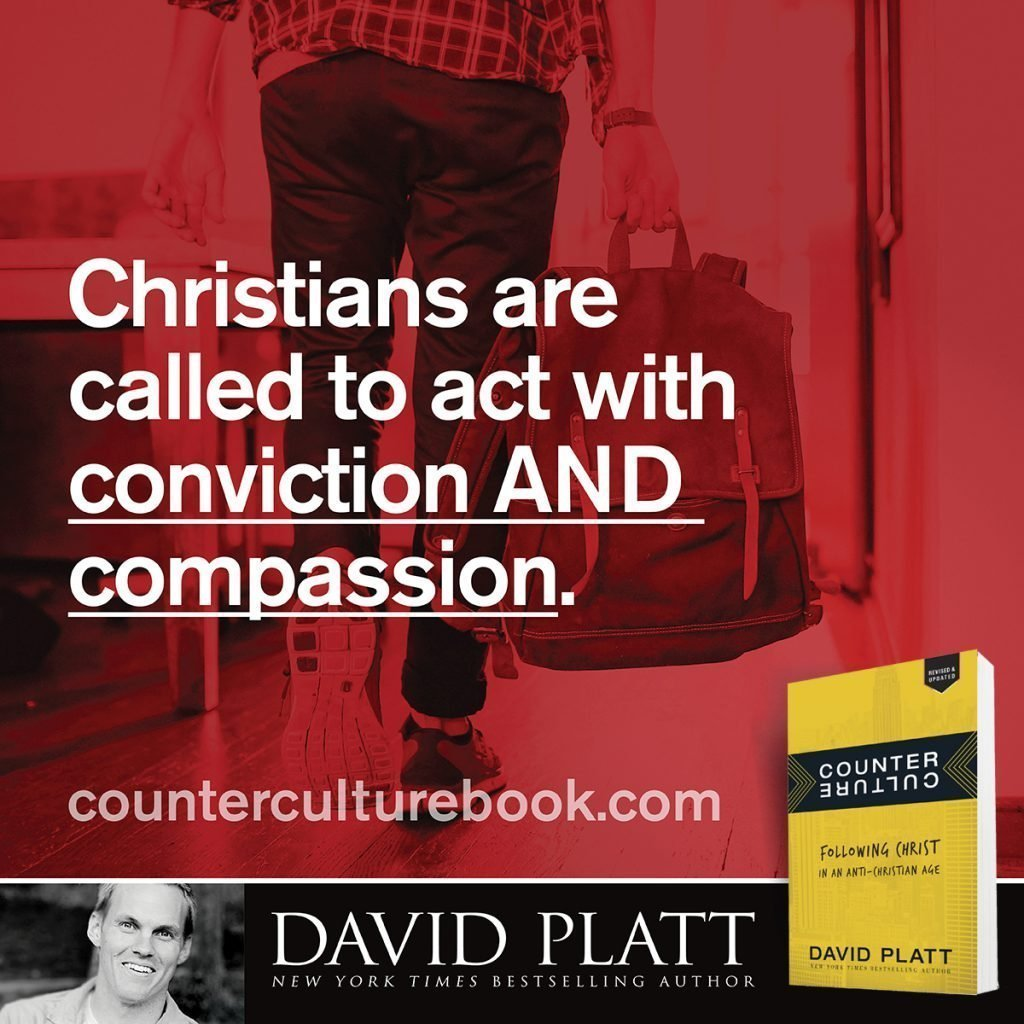 Conviction and Compassion